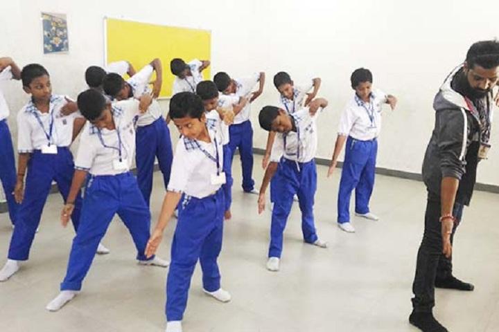 Alpha School-Dance