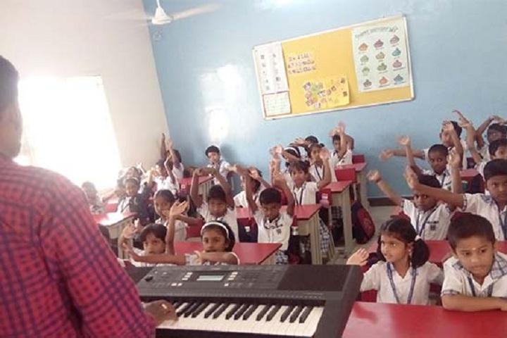 Alpha School-Music