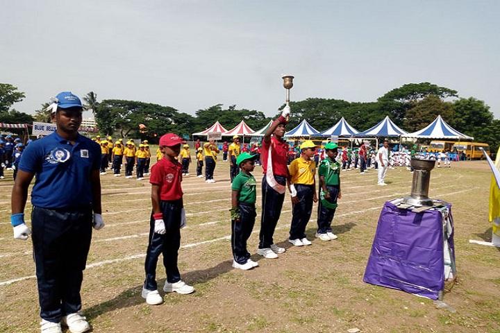 Alpha School-Sports day
