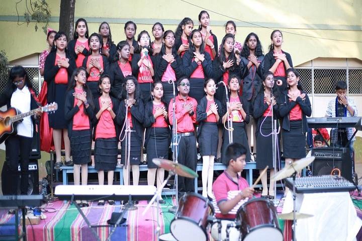 Alwin Memorial Public School-Students