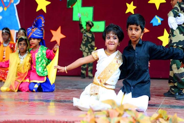 Alwin Memorial Public School-Dance