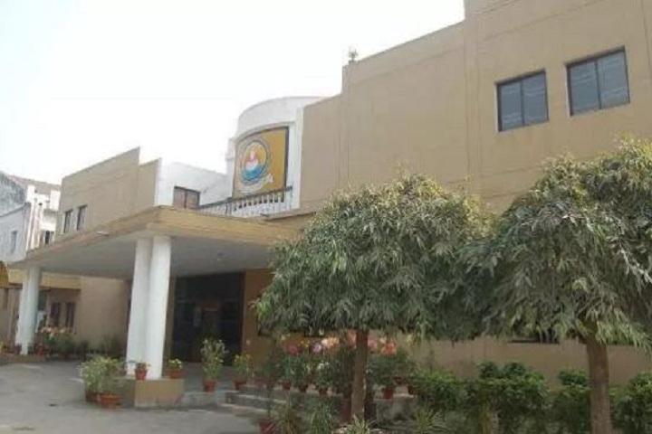 Amrita Vidyalayam-Campus view