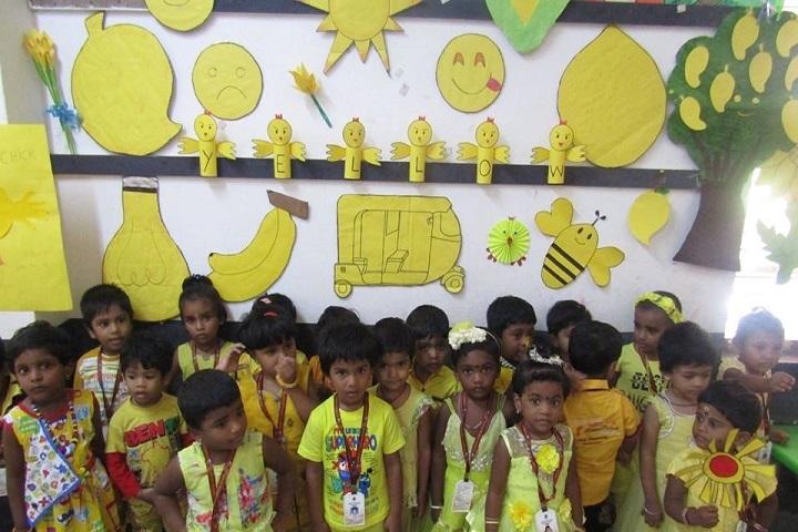 Amrita Vidyalayam-Yellow Day