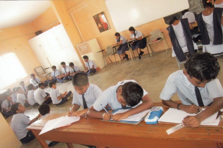 Angappa Education Trust Senior secondary School-Exam
