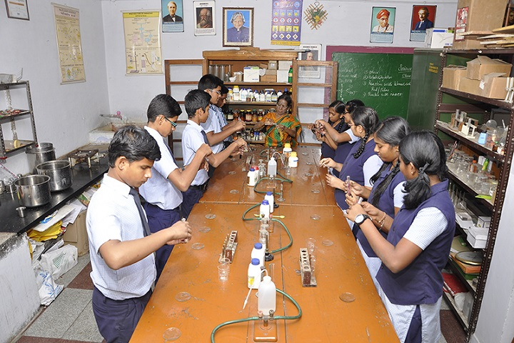 Angappa Educational Trust Senior Secondary School-Chemistry-Lab