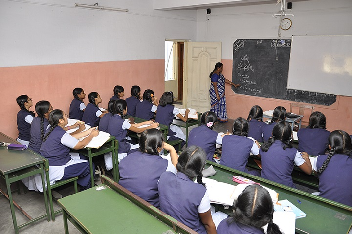 Angappa Educational Trust Senior Secondary School-Classroom