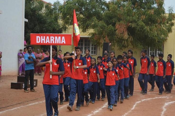 Anugraha Mandhir-Sports day