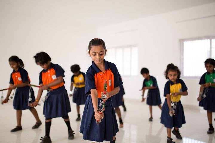 Anugraha Mandhir-Students
