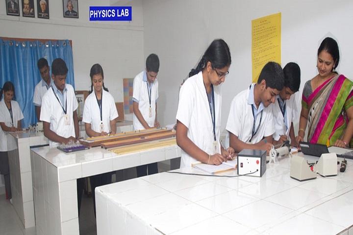 Apex Pon Vidyashram-Physics-Lab
