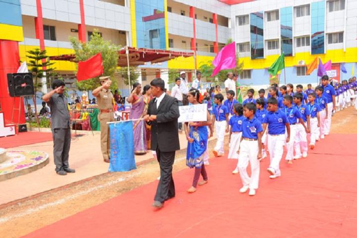 Apollo Vidyashram-Sports day