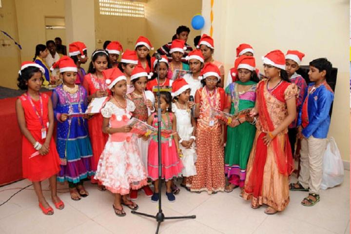 Apollo Vidyashram-Students