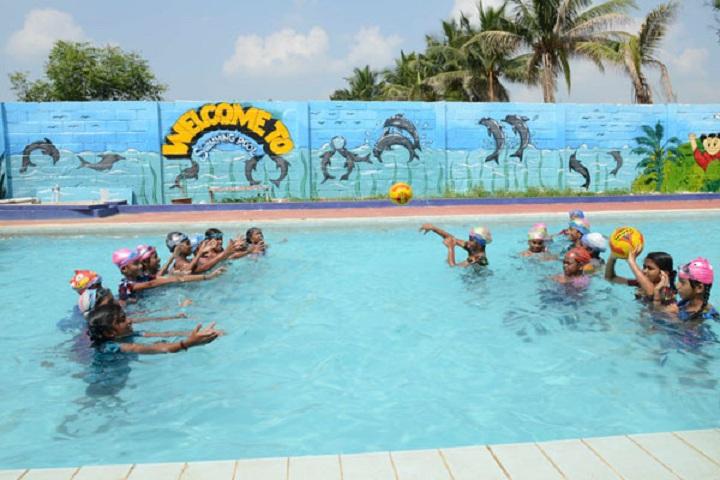 Apollo Vidyashram-Swimming Pool