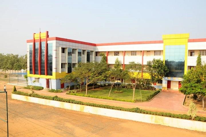 Apollo Vidyashram-Campus-View