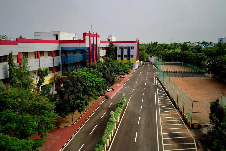 Apollo Vidyashram-Campus