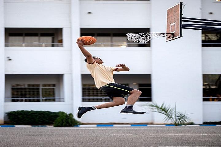 Arb International School-Basket ball