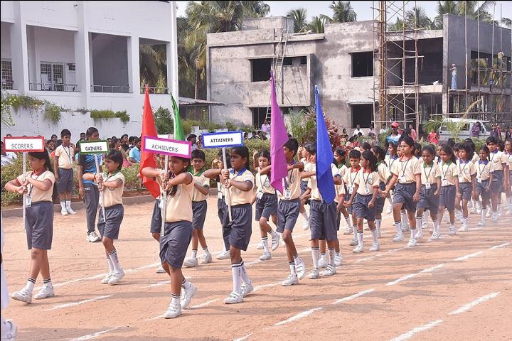 Arb International School-Sports day