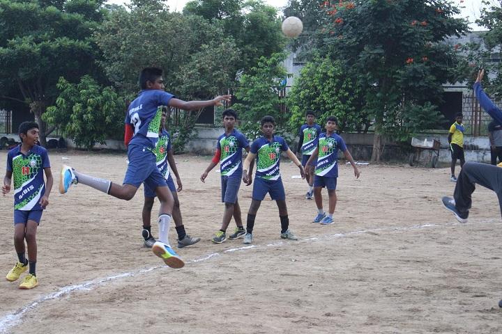 Arb International School-Sports