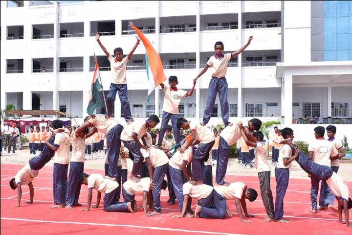 Arb International School-Yoga