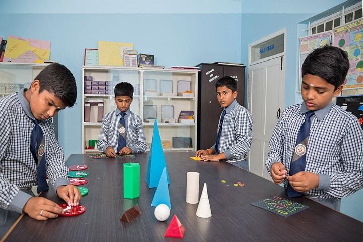 A R B International School-Maths-Lab