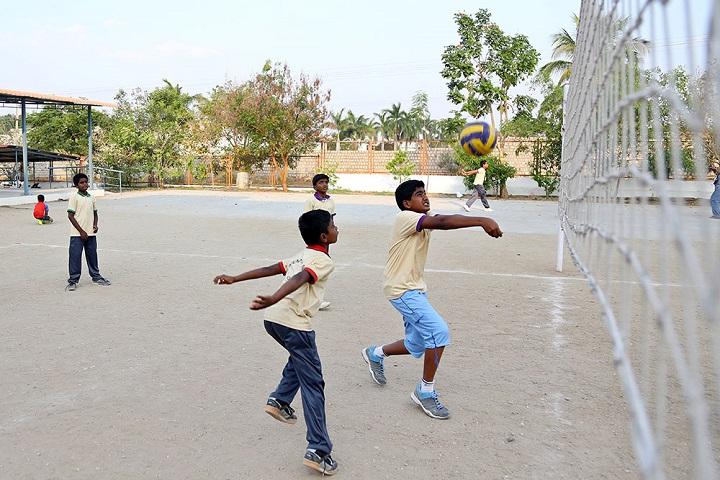 A R B International School-Play Ground