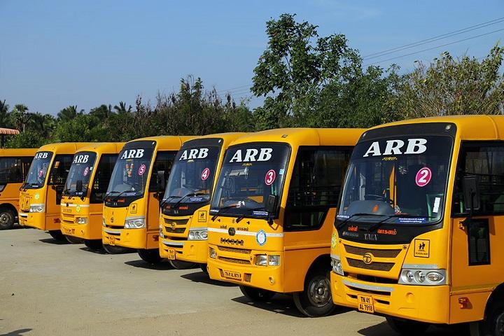 A R B International School-Transport
