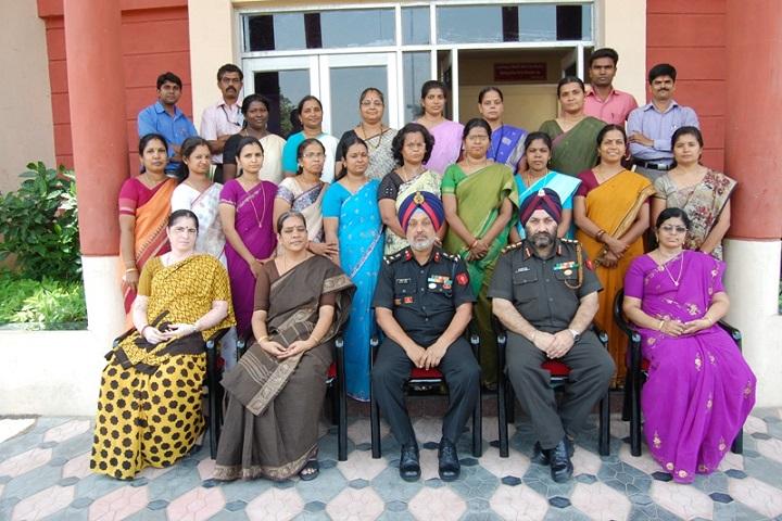 Army Public School-Teachers