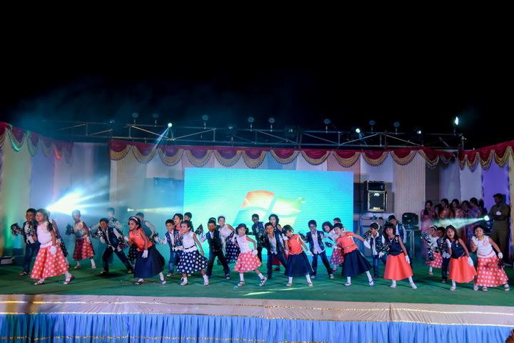 Arya Vidhyasshram International Residential School-Annual day