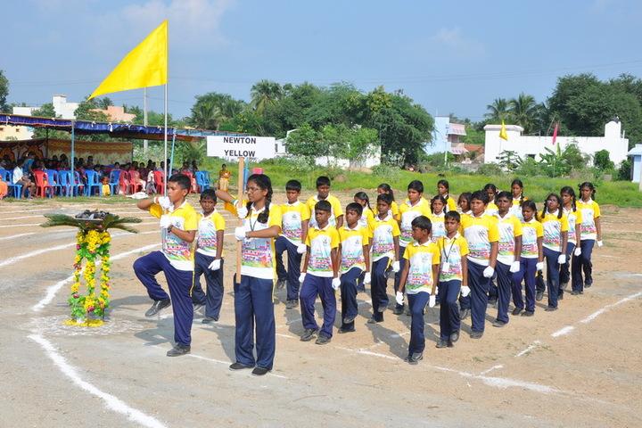 Arya Vidhyasshram International Residential School-Sports day