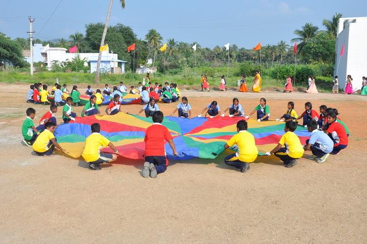 Arya Vidhyasshram International Residential School-Kids Play