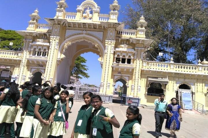 Arya Vidhyasshram International Residential School-Tour