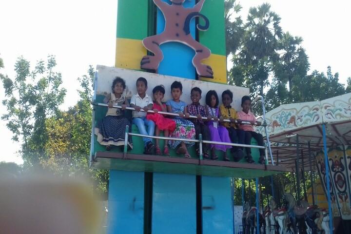 Arya Vidhyasshram International Residential School-Trip