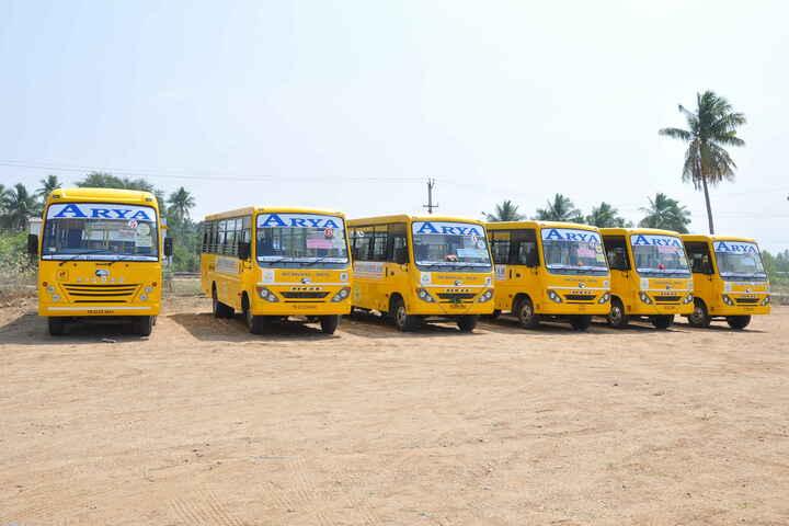 Arya Vidhyasshram International Residential School-Transport