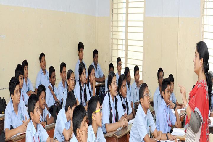 Asan Memorial senior secondary School-Class