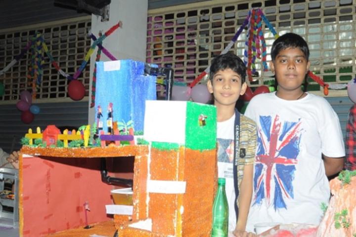 Asan Memorial senior secondary School-Exhibition