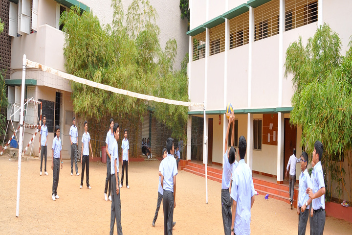 Asan Memorial senior secondary School-Sports