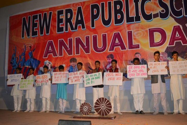 New Era Public School-Annual Day