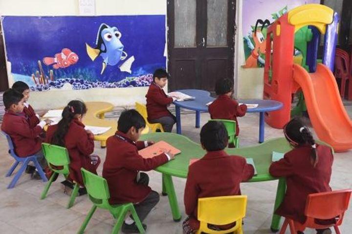 New Era Public School-Arts