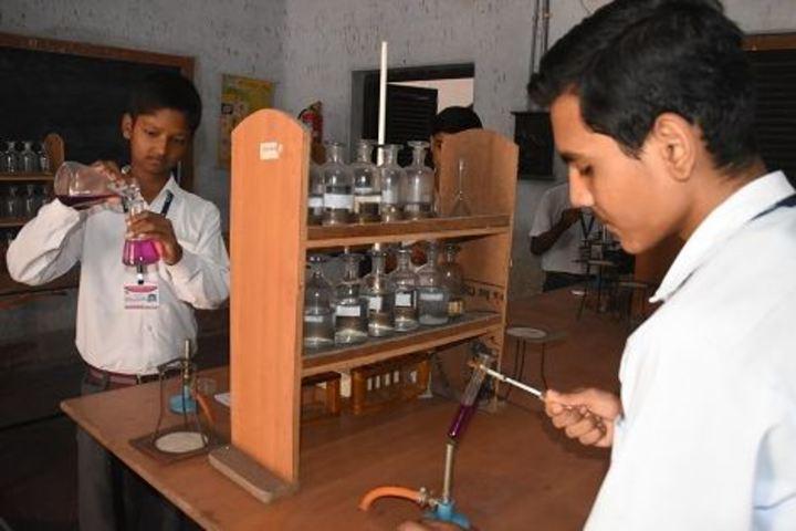 New Era Public School-Physics Lab