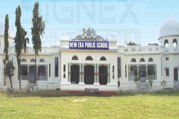 New Era Public School-School Building