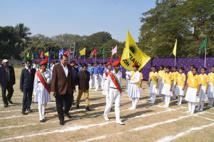 New Era Public School-Sports Day