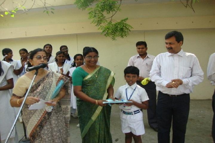 Atomic Energy Central School-Awards