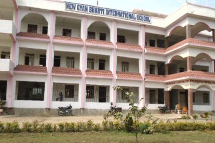 New Gyan Bharti International School-Campus