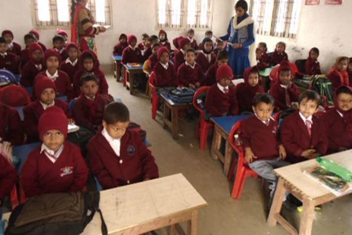 New Gyan Bharti International School-Classroom