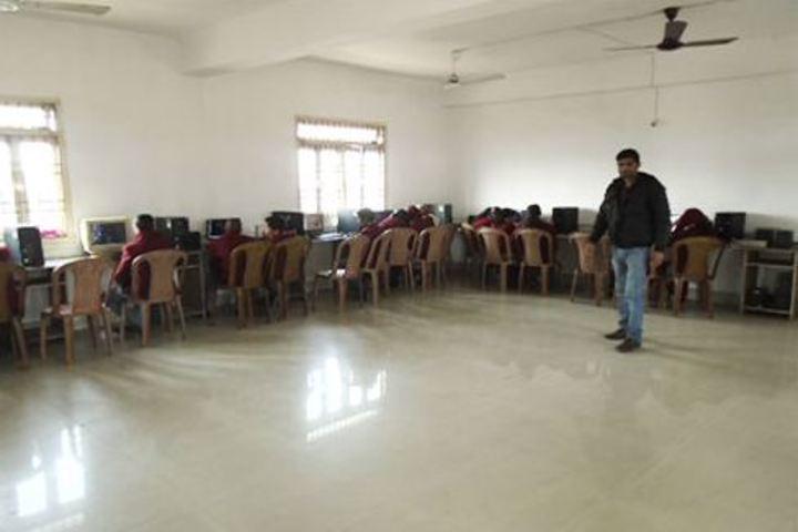 New Gyan Bharti International School-Computer Lab