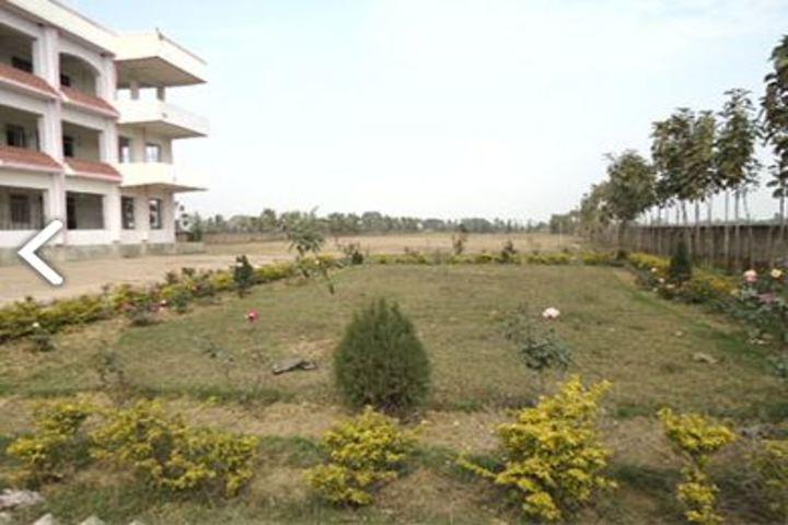 New Gyan Bharti International School-Garden