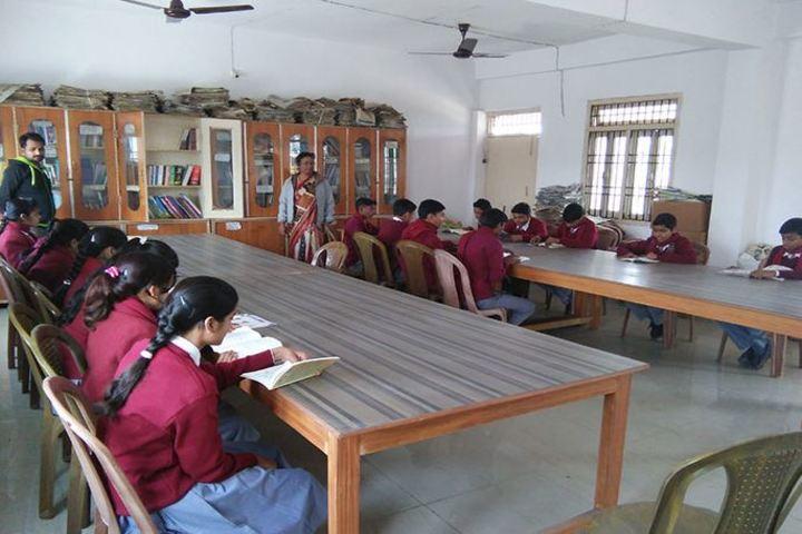 New Gyan Bharti International School-Library