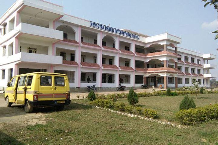 New Gyan Bharti International School-School Building