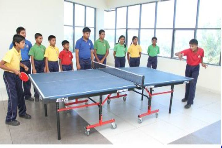 New Gyan Bharti International School-Sports