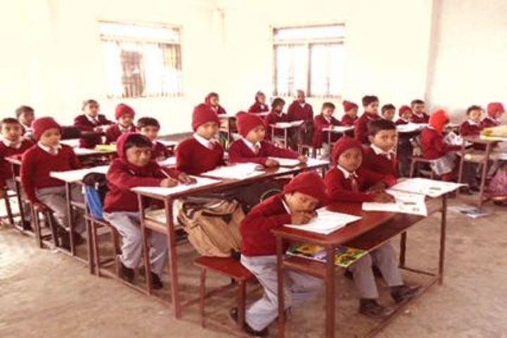 New Gyan Bharti International School-Drawing Class