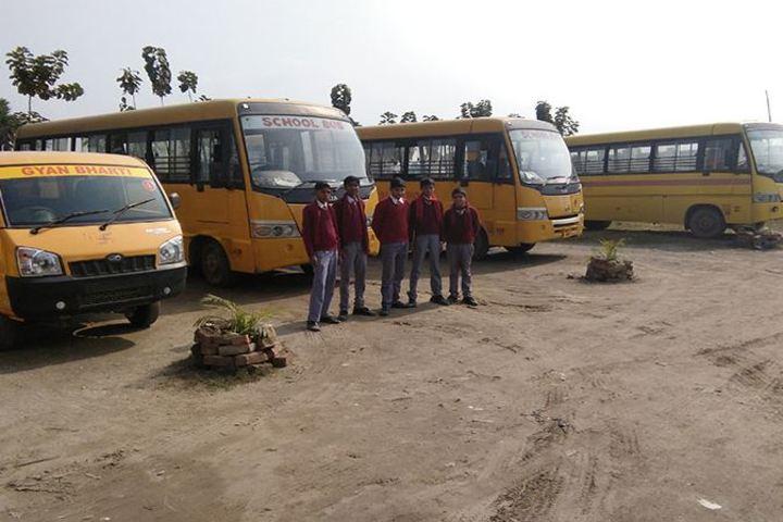 New Gyan Bharti International School-Transport